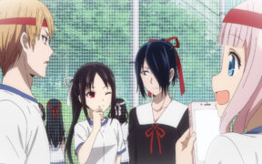 Kaguya-sama Love is War S2 Episode 11 Screenshot