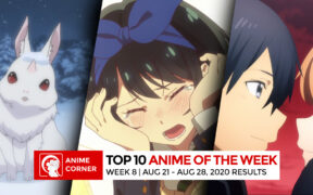 Summer 2020 Anime Rankings Week 8 Web