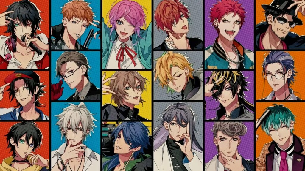 Hypnosis Mic All Characters