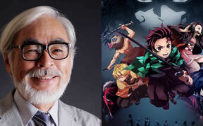 Hayao Miyazaki harrased about Demon Slayer