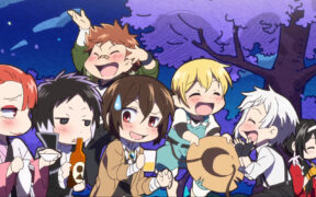 Bungou Stray Dogs Gag Spin-off - Thumbnail