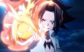 Shaman King 2021 remake Yoh