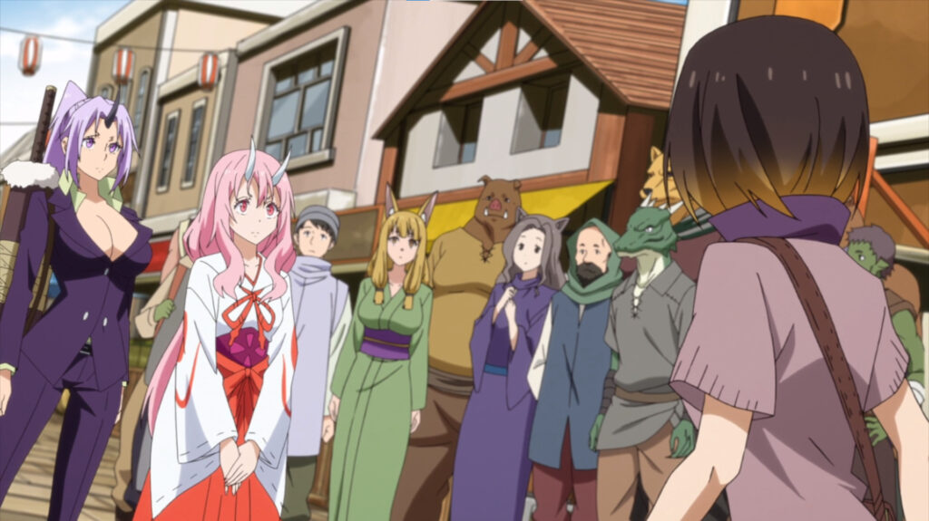 That Time I Got Reincarnated as A Slime Episode 5 screenshot via Crunchyroll