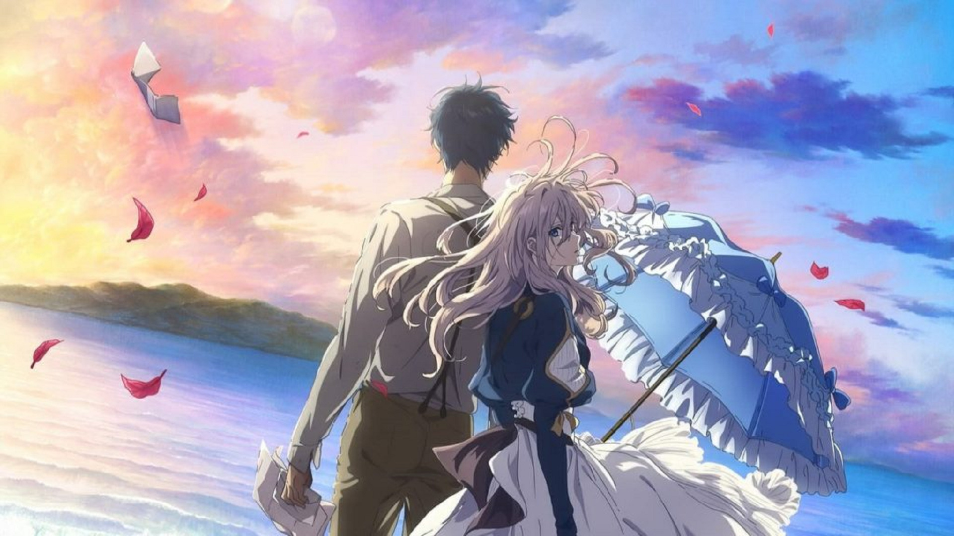 Violet Evergarden anime of the year