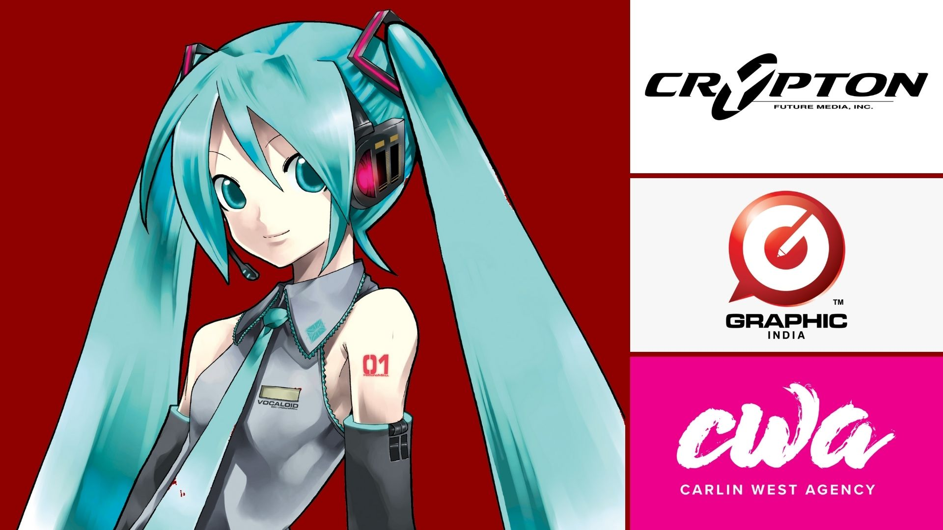 Hatsune Miku Anime is in Development, Developer Reveals