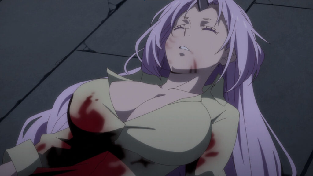Shion is mourned in Slime Episode 32