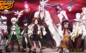 Shaman King 2021 52 episodes - opening screenshot
