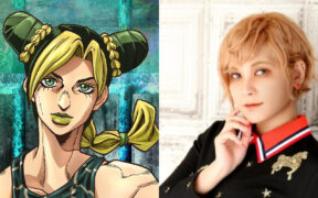 jolyne voice actress started voice acting because jojo
