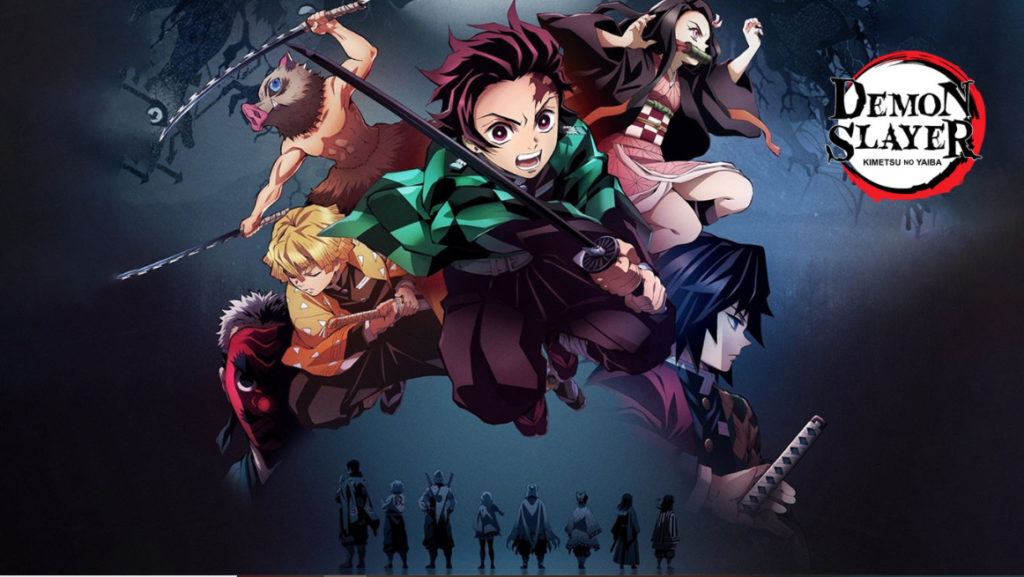 The 9 Best Shows For Anime Newcomers: Demon Slayer