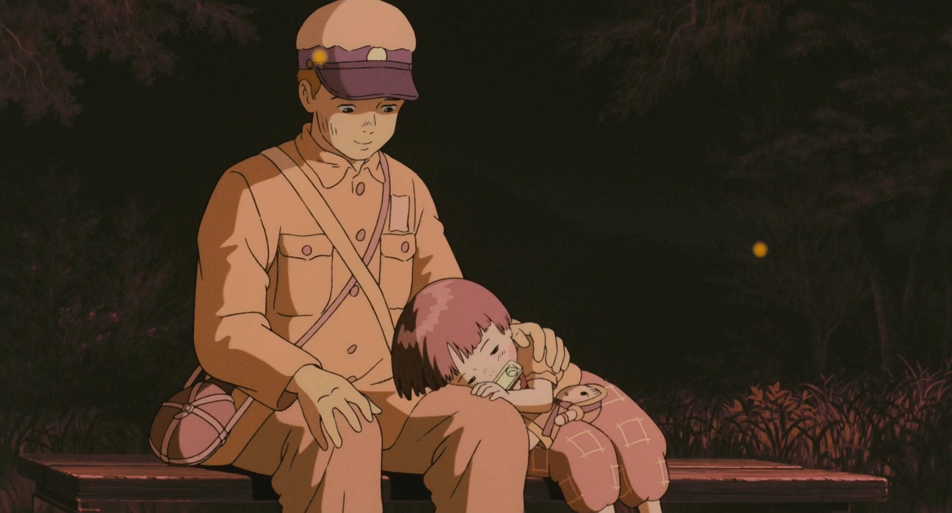 Grave of the Fireflies  Best Standalone Anime Movies
