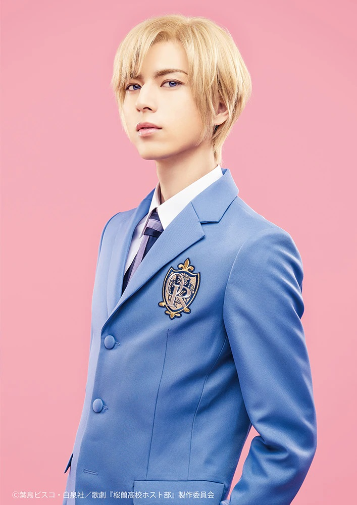 Ouran Highschool Host Club Stage Musical Cast