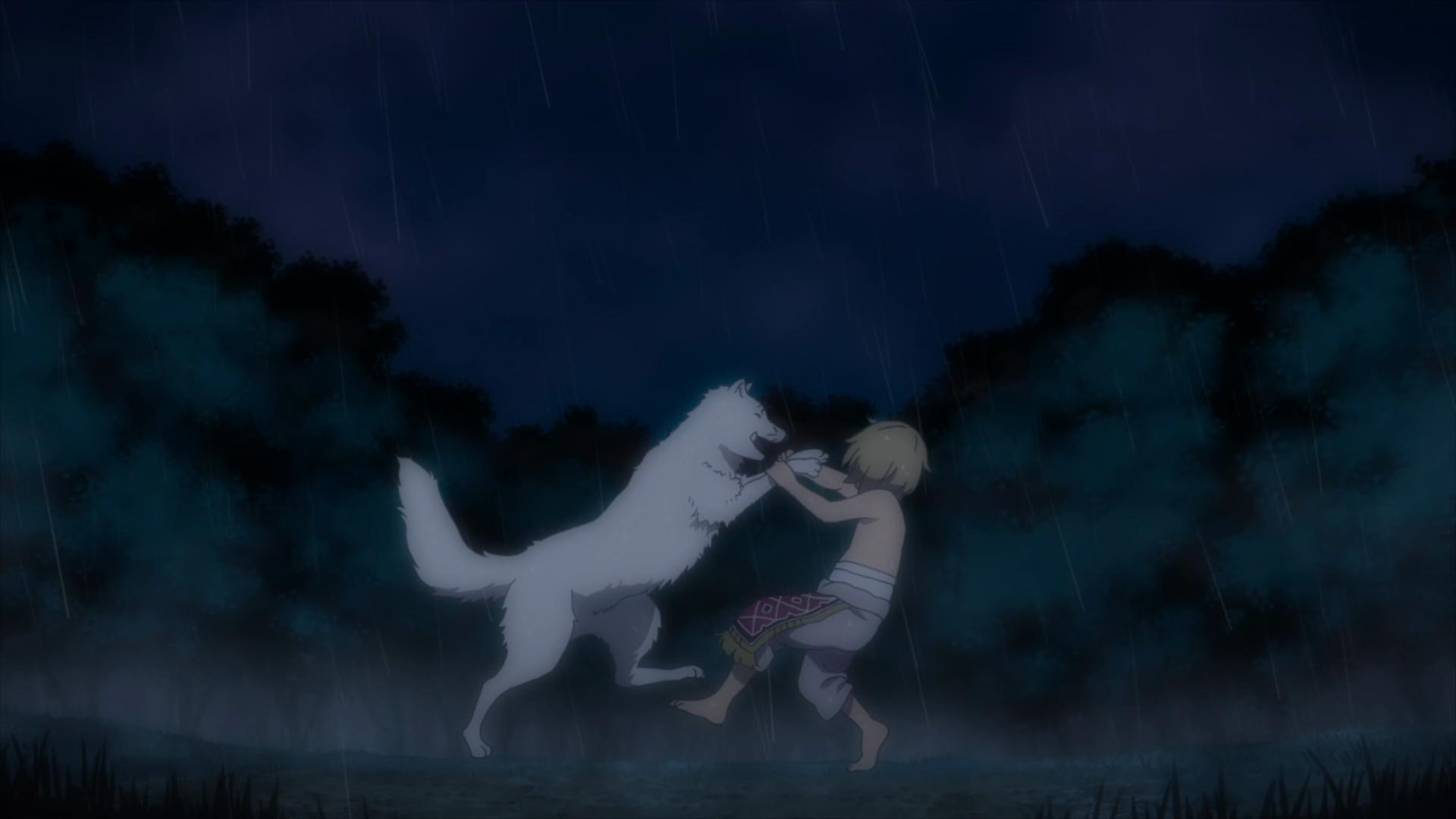 To Your Eternity Episode 8 — Fushi and Gugu