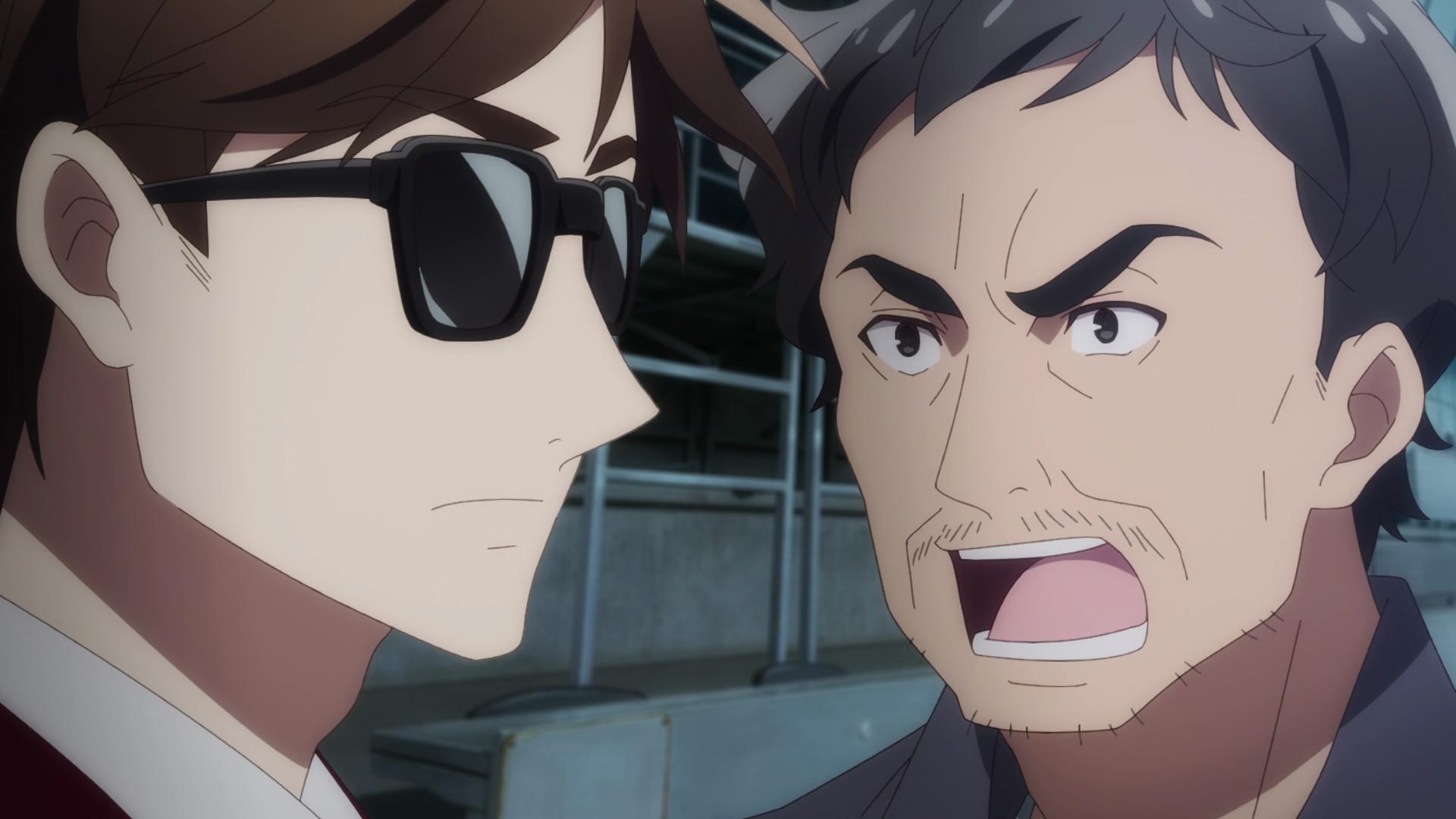 Zombieland Saga: Revenge Episode 10 — Okoba confronts Kotaro for his article