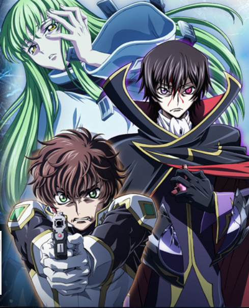 The 9 Best Shows For Anime Newcomers: Code Geass