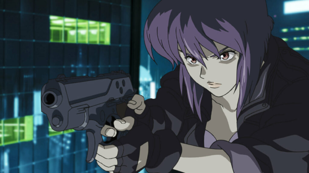 Ghost in the shell stand alone complex is directed by Kenji Kamiyama