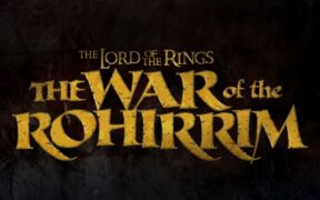 Lord Of The Rings The War Of The Rohirrim title header