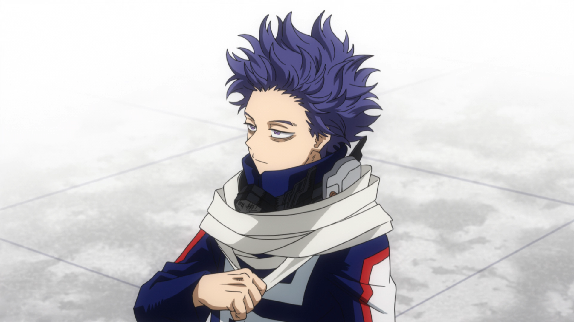 Shinso Is Transferred Into The Hero Class