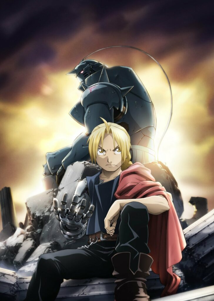 The 9 Best Shows For Anime Newcomers: Fullmetal Alchemist Brotherhood