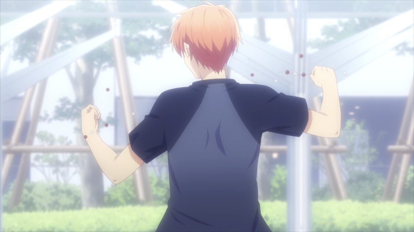 Fruits Basket: The Final - best boy of Spring 2021 Kyo Sohma is freed of the Zodiac curse