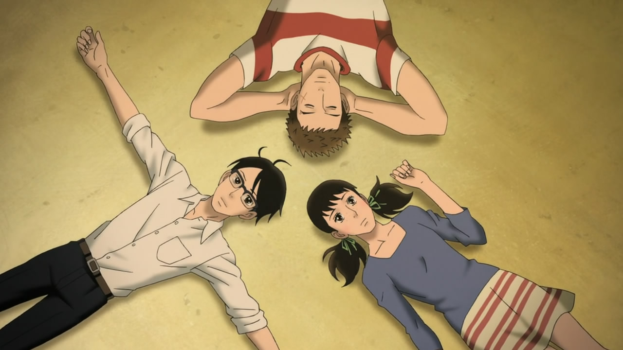 kids on the slope best mappa anime