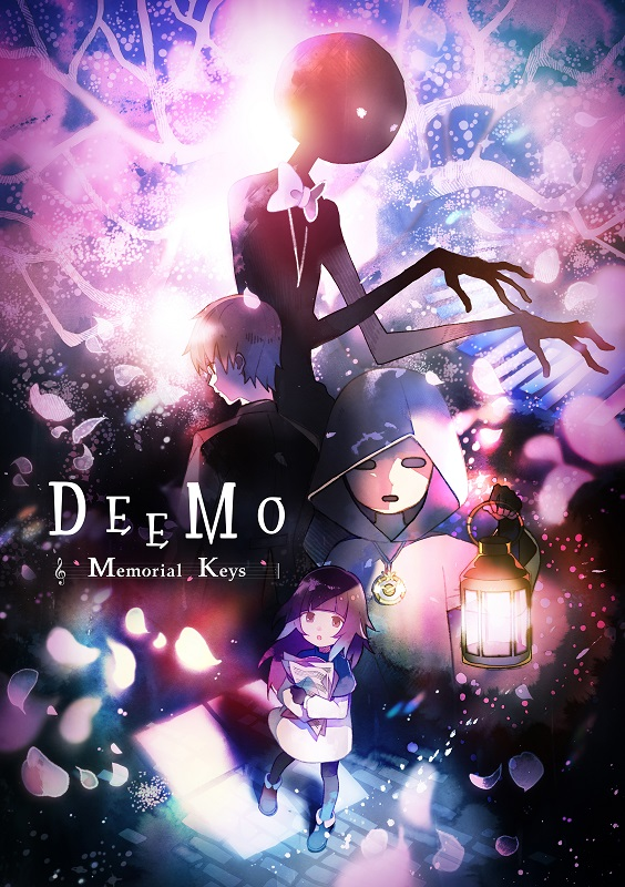 DEEMO Memorial Keys Unveils New Visual and Additional Casts