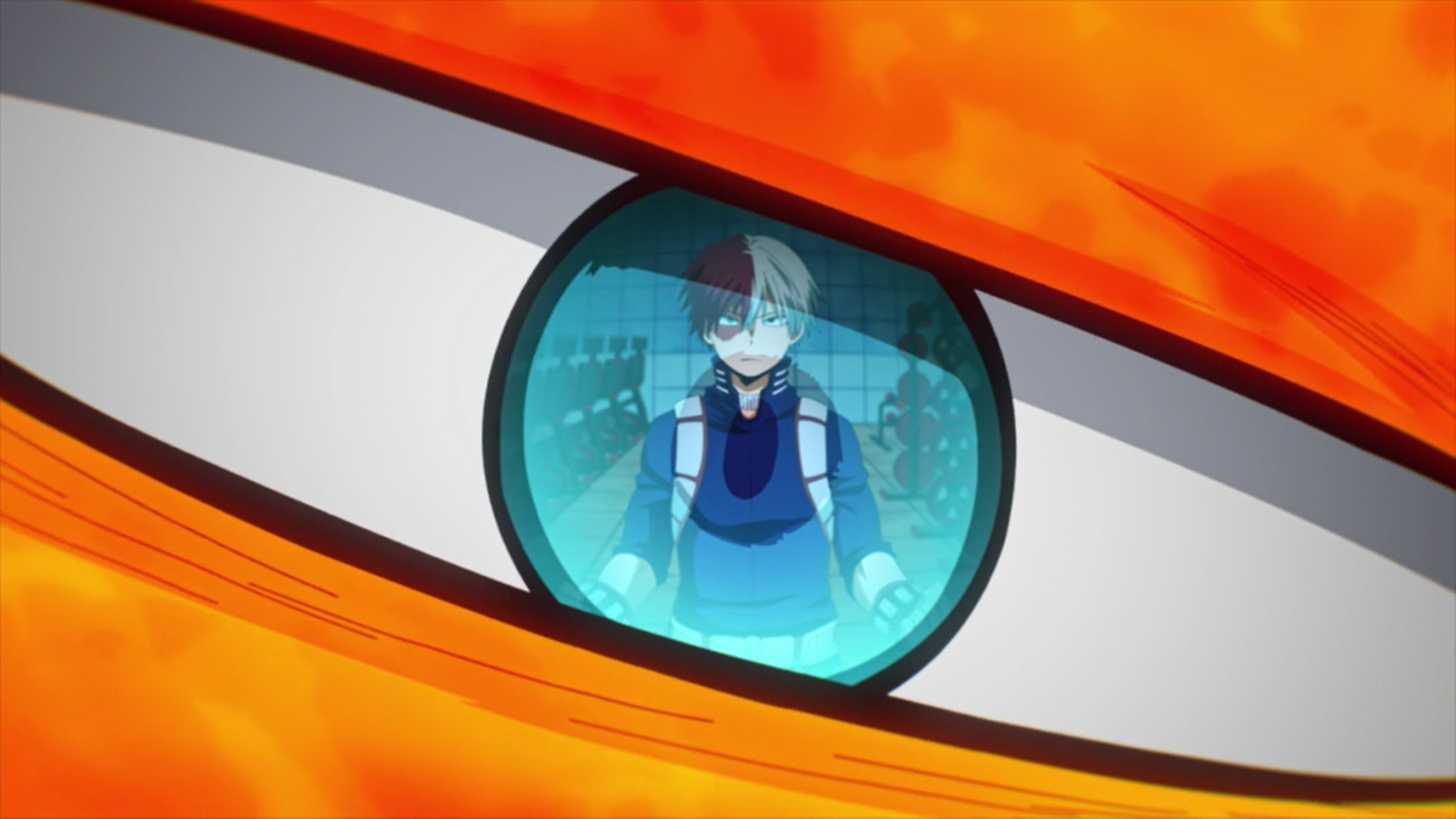 Endeavor My Hero Academia Episode 103