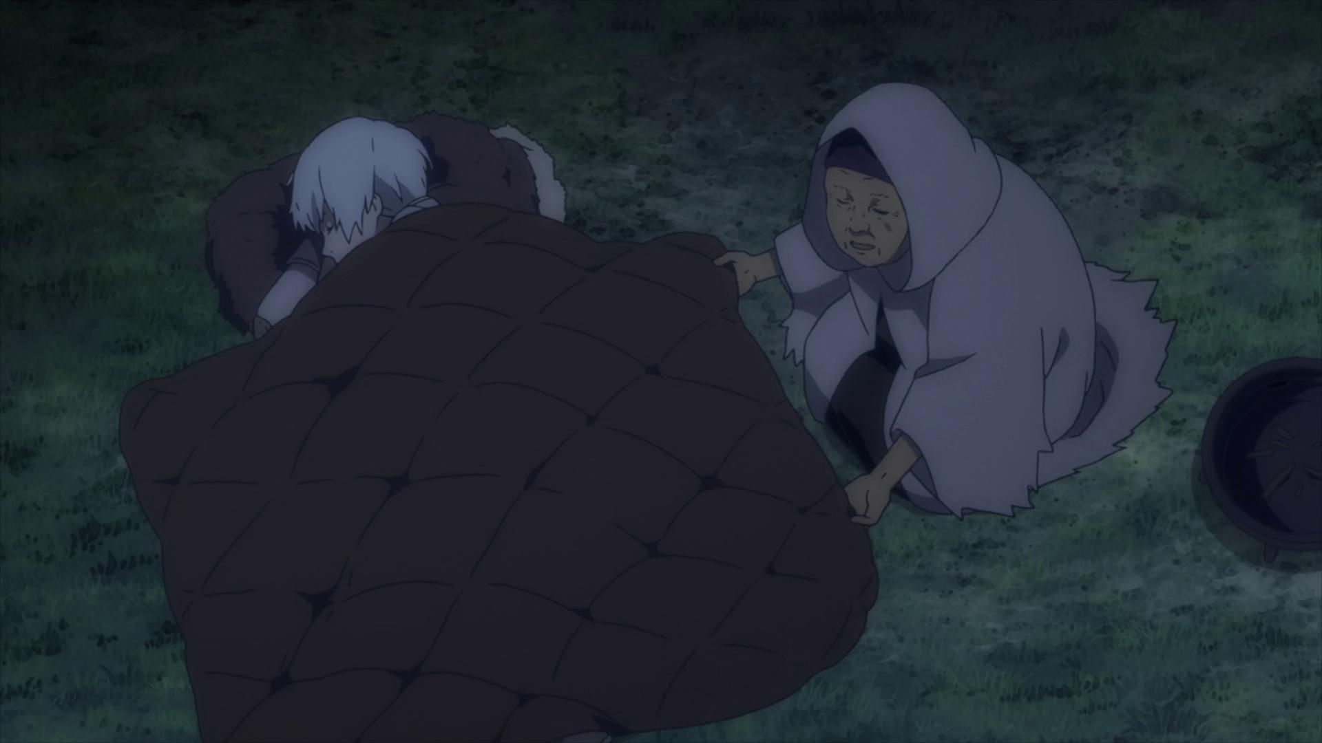 Fushi and Pioran